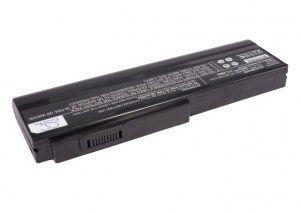 Аккумуляторная батарея ASUS M50 M51 M60 G50 G51 G60VX VX5 L50 X55 X57 X62 N43S N52 N53 Series усиленный аккумулятор для 11.1V 6600mAh PN A32-M50 A33-M50 L072051 в Казани