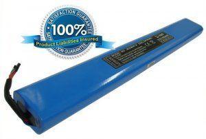 Аккумулятор для CLEVO 2200 4400mAh 14.8V голубой