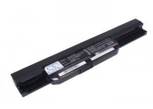 Высококачественная совместимая аккумуляторная батарея для ASUS A43B 4400mAh 11.1V черный Совместима со следующими моделями: ASUS 07G016H31875M 0B20-00X50AS
