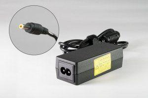 Сетевой адаптер (блок питания) HP/Compaq 40W 19.0V 2.05A 4.0x1.7mm Совместимые артикулы: 580402-001 584540-001 608435-002 609949-001 622435-005 624502-001