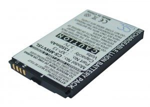 Высококачественная совместимая аккумуляторная батарея XP-13 для Gigabyte gSmart MS800 1350mAh Совместима со следующими моделями: GIGABYTE XP-13 MWG XP-13