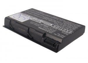 Высококачественная совместимая аккумуляторная батарея для Acer Aspire 3100 5200mAh 11.1V черная Совместима со следующими моделями: ACER BATBL50L6 ACER