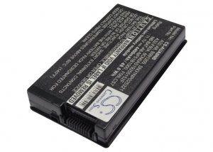 Высококачественная совместимая аккумуляторная батарея для ASUS A8 4400mAh 11.1V черная Совместима со следующими можелями: ASUS 70-NF51B1000 8CN0AS19255152F