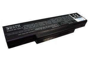 Аккумуляторная батарея ASUS M51 F2 F3 F7 A9 Z53 X56 K73 N72 Series RoverBook аккумулятор 11.1V 4400mAh PN: A32-F3 A32-Z94 A32-F2 в Казани