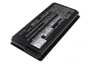 Высококачественная совместимая аккумуляторная батарея для ASUS F5 4400mAh 11.1V черная Совместима со следующими моделями: ASUS 70-NLF1B2000 70-NLF1B2000Y