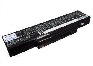 Аккумуляторная батарея ASUS K72 N71 N73 X72 F2 F3 A9 Series аккумулятор для 10.8V 4400mAh PN: A32-K72 A32-N71 A32-F3 в Казани