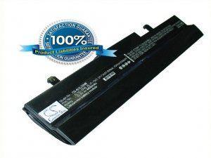 Высококачественная совместимая аккумуляторная батарея для ASUS Eee PC 1001HA 5200mAh 10.8V черная Совместима со следующими моделями: ASUS 0B20-00KA0AS