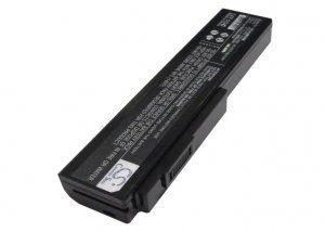Аккумуляторная батарея ASUS M50 M51 M60 G50 G51 G60VX VX5 L50 X55 X57 N43S N52 N53 N61Ja N61Jv N61VF N61VN N61VG аккумулятор 11.1V 4400mAh PN A32-M50 A33-M50 L072051 L0790C6 в Казани