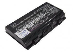 Аккумуляторная батарея ASUS X51H X51RL T12C T12Er T12Jg T12Ug T12Fg T12Mg X58 X85L Series аккумулятор для 11.1V 4400mAh PN: A32-T12, A32-X51, 90-NQK1B1000Y в Казани