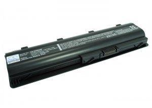 Высококачественная совместимая аккумуляторная батарея для HP/Compaq Presario CQ32 4400mAh 10.8V черная Совместима со следующими моделями: COMPAQ 586006-321