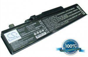 Аккумуляторная батарея IBM Lenovo IdeaPad Y450A Y450G Y550A Y550P Series аккумулятор для 11.1V 4000mAh PN: 55Y2054 L08L6D13 L08O6D13 L08S6D13 в Казани