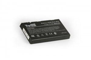 Высококачественная совместимая аккумуляторная батарея для Acer Aspire 3100 4800mAh 11.1V черная Совместимые артикулы: BATBL50L6 BATCL50L6 BT.00607.004
