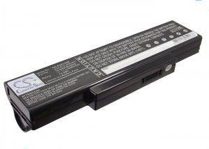 Аккумуляторная батарея ASUS K72 N71 N73 X72 X73 K73 F2 F3 A9 Series усиленный аккумулятор для 10.8V 6600mAh PN: A32-K72 A32-N71 A32-F3 в Казани
