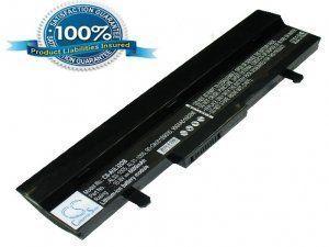 Высококачественная совместимая аккумуляторная батарея повышенной ёмкости для ASUS Eee PC 1001HA 6600mAh 10.8V черная Совместима со следующими можелями: