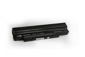 Высококачественная совместимая аккумуляторная батарея повышенной ёмкости для Acer Aspire One 532h 4800mAh 11.1V черная Совместима со следующими моделями:
