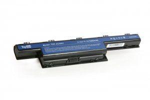 Высококачественная совместимая аккумуляторная батарея для Acer Aspire 4551 4800mAh 11.1V черная Совместимые артикулы: AS10D31 AS10D3E AS10D41 AS10D61 AS10D81 AS10D71 AS10D51 AS10G3E AS10D56 AS10D75 BT