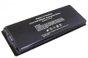 Высококачественная совместимая аккумуляторная батарея для Apple MacBook 13 5000mAh 10.8V черная Совместимые артикулы: A1185 MA561 MA561FE/AMA561G/A MA561J/A