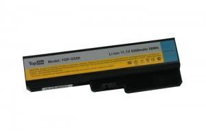 Аккумуляторная батарея для IBM/Lenovo 3000 G430 5200mAh 11.1V черный Совместима со следующими моделями: IBM Lenovo IdeaPad G555 G550 G530 B550 G430 G455 B460 G450 Series