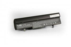 Высококачественная совместимая аккумуляторная батарея для ASUS Eee PC 1001HA 4400mAh 11.1V черная Совместимые артикулы: AL31-1005 AL32-1005 ML31-1005