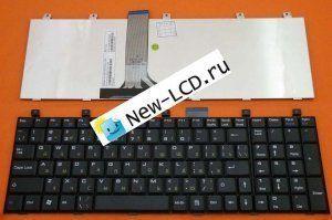 Клавиатура для ноутбука MSI MS-1683/CR500/CR600 RU чернаяP/N : MP-08C23SU-359 S1N-3URU141-C54 MP-09F36U4-260L MP-03233SU-359DСовместима со следующими моделями:MSI