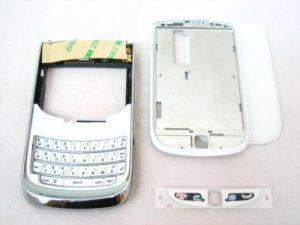 Корпус BlackBerry Torch 9800 белый