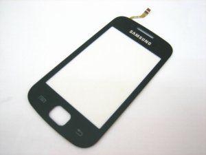 Тачскрин (touchscreen, сенсорное стекло) для Samsung Galaxy Gio S5660 Бесплатная доставка Почтой России для частных клиентов! Новый 24-07-2018