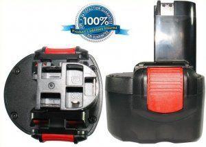 Аккумулятор для электроинструмента BOSCH BAT100 1500mAh 9.6V Ni-MH
