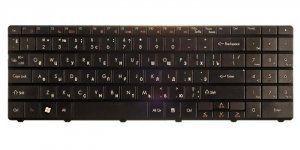 Клавиатура для ноутбука GATEWAY NV52/NV53, Packard Bell Easynote DT85/LJ61/LJ63/LJ65/LJ67/LJ71 RU черная P/N: MP-07F33SU-4424H 90.4BU07.I0R Новая 31-12-2012