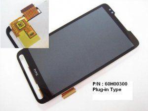 Дисплей HTC T8585 Touch HD 2 II HD2 Leo под разъем (с тачскрином) 60H00300 Бесплатная доставка Почтой России для частных клиентов! Новый 24-07-2018