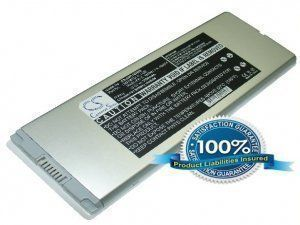 "Аккумулятор для Apple MacBook 13"" 5000mAh 10.8V серебристый батарея"