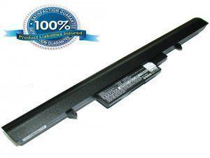 Аккумулятор для HP/Compaq 500 2200mAh 14.4V черный (CS-HDP520NB) батарея