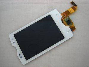 Дисплей (экран) Sony Ericsson XPERIA Mini Pro SK17i с белым тачскрином Новый Гарантия 6 месяцев 28-08-2017