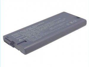 Аккумулятор для Sony PCGA-BP2E 4400mAh 11.1V серый батарея