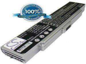 Высококачественная совместимая аккумуляторная батарея для Sony VGP-BPS2A/S 5200mAh 11.1V серебристая Бесплатная доставка Почтой России для частных клиентов!