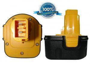 Аккумулятор для электроинструмента DeWalt DC9071 2000mAh 12V Ni-MH батарея