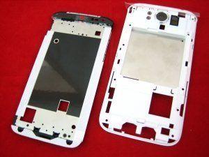 Передняя и средняя части корпуса HTC Sensation XL Beats Audio X315 G21 белые Бесплатная доставка Почтой России для частных клиентов! Новый 23-07-2018