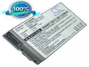 Аккумулятор для DELL Inspiron 500m 4400mAh 11.1V серый батарея