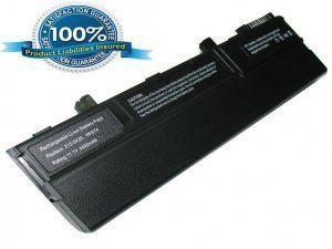 Высококачественная совместимая аккумуляторная батарея для DELL XPS M1210 4400mAh 11.1V черная Совместима со следующими моделями: DELL 312-0435 312-0436