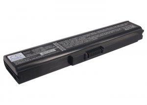 Аккумулятор для Toshiba Satellite U300 4400mAh 10.8V черный батарея