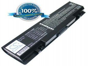 Аккумулятор для DELL Studio 1735 4400mAh 11.1V черный батарея