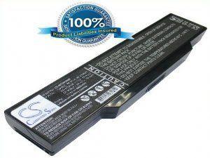 Аккумулятор для BENQ JoyBook R31E 4400mAh 10.8V черный батарея