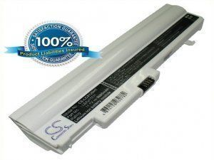 Аккумулятор для LG X120 6600mAh 11.1V белый батарея