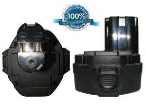 Высококачественная совместимая аккумуляторная батарея для электроинструмента Makita 1051D 2000mAh 12.0V Ni-CD Совместима со следующими моделями: MAKITA 1420 1422 1422 192600-1 1433 1434 1435 1435F 192600-1 192699-6 192699-A 1930600 193060-0 193101-2 193158-3 193159-1 93062-6