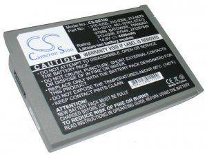 Аккумулятор для DELL Inspiron 1100 4400mAh 14.8V серый