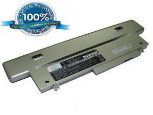 Аккумулятор для DELL Latitude X300 4300mAh 14.8V серебристый батарея