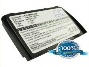Аккумулятор для Samsung NP-Q1U 6600mAh 7.4V черный батарея