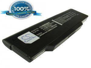 Аккумулятор для Fujitsu-Siemens Amilo L1310 6600mAh 11.1V серый