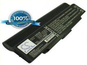 Высококачественная совместимая аккумуляторная батарея повышенной ёмкости для Sony VGP-BPL2 6600mAh 11.1V черная Совместима со следующими моделями: SONY VGP-BPL2 VGP-BPL2C VGP-BPS2 VGP-BPS2A VGP-BPS2B VGP-BPS2C SONY VAIO PCG-6C1N VAIO VGC-LA38C VAIO VGC-LB51 VAIO VGC-LB63B/ L VAIO VGC-LB93HS VAIO VGN-AR21M VAIO VGN-AR31M VAIO VGN-AR370 VAIO VGN-AR70B VAIO VGN-AR71DB VAIO VGN-AR82US VAIO VGN-AR90S VAIO VGN-AR91S VAIO VGN-C11C/ W VAIO VGN-C1S/ G VAIO VGN-C21GH/ W VAIO VGN-C21GHW VAIO VGN-C240E/ B VAIO VGN-C25G/ B VAIO VGN-C25G/ L VAIO VGN-C25GB VAIO VGN-C25T/ W VAIO VGN-C270CEP VAIO VGN-C291NW/ G VAIO VGN-C31GH/ W VAIO VGN-C51HA/ W VAIO VGN-C60HB/ H VAIO VGN-C61 Series VAIO VGN-C61HB/ H VAIO VGN-C61HB/ P VAIO VGN-C71B/ W VAIO VGN-C90NS VAIO VGN-CR13G/ R VAIO VGN-FE11S VAIO VGN-FE11S
