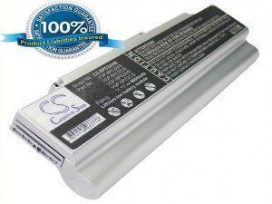 Высококачественная совместимая аккумуляторная батарея для Sony VGP-BPL2A/S 7800mAh 11.1V серебристая Бесплатная доставка Почтой России для частных клиентов!