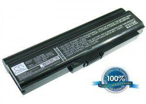 Аккумулятор для Toshiba Satellite U300 6600mAh 10.8V черный батарея